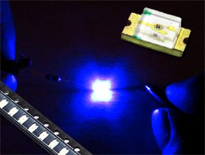 10 st ck smd led 1206 uv ultraviolett 390nm. Black Bedroom Furniture Sets. Home Design Ideas